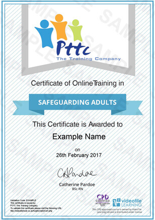 PTTC-E-Learning-Safeguarding-Adults-Training-Course